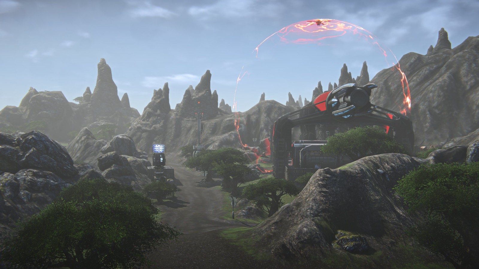Planetside 2: Escalation