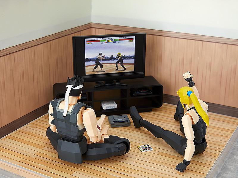 讓玩具也能享受SEGA遊戲的樂趣~figmaPLUS系列「SEGA遊戲機」推出五款經典主機(figmaPLUS セガハード)