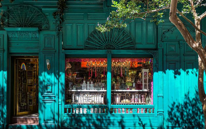 Turquoise, Sydney