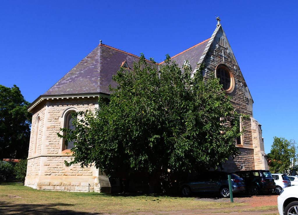 St Peter Chanel Catholic Church, Hunters Hill, Sydney, NSW.