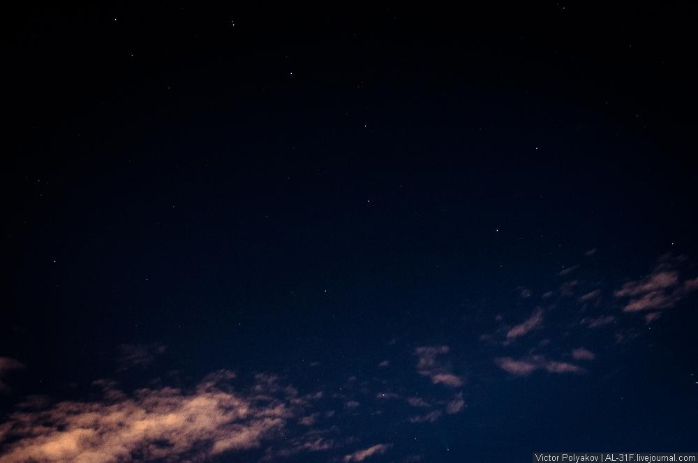 Комета C/2020 F3 (NEOWISE)