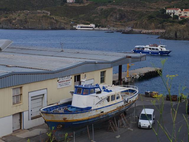 2 bateaux bleus pour le prix d'un
