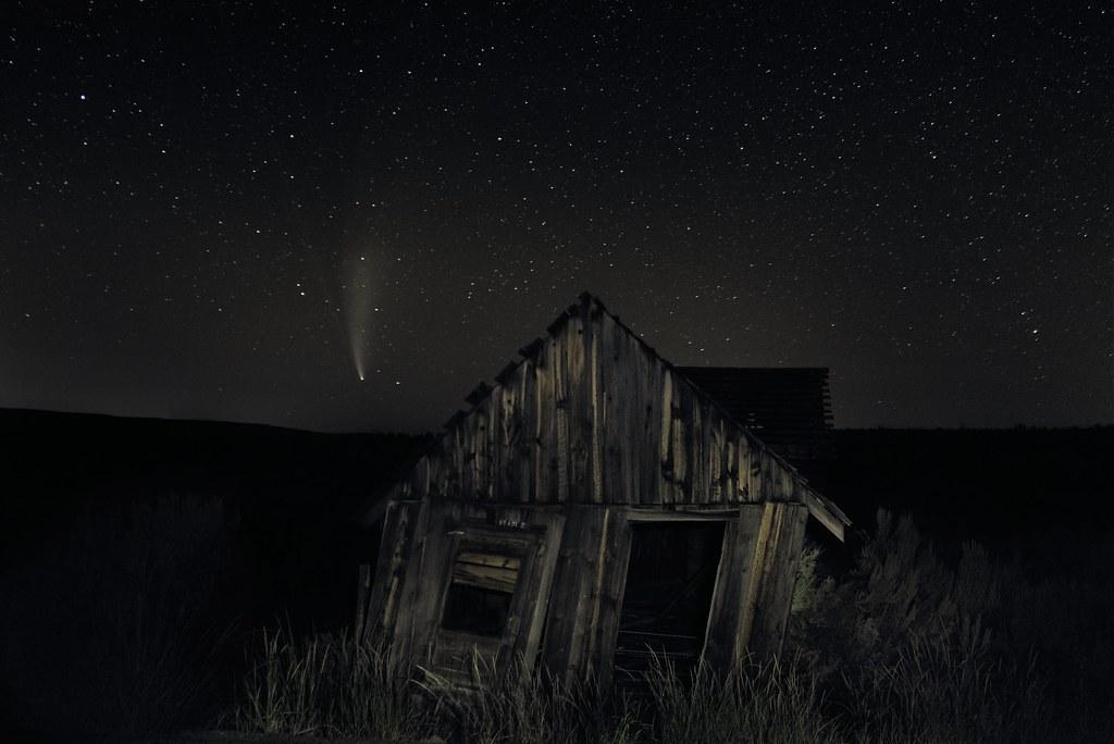 Comet Abandoned Shack 775 A (Explored)