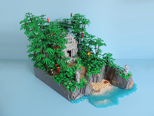 Temple of Legochitli