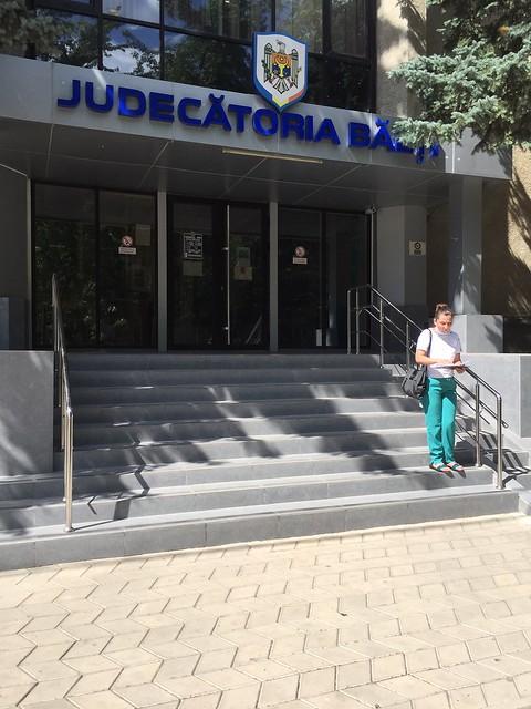 CDPD a evaluat accesibilitatea Judecătoriei Bălți