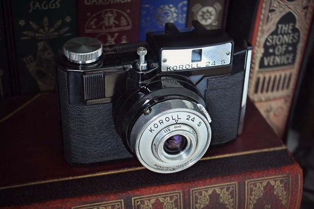 Camera of The Day - Custom Bencini Koroll 24 S (EXPLORED)