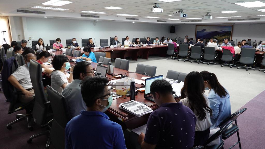 內政部國土計畫審議委員會於7月22日通過《台東縣國土計畫(草案)》。孫文臨攝