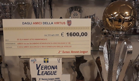 Verona League 2020, ha vinto la solidarietà!