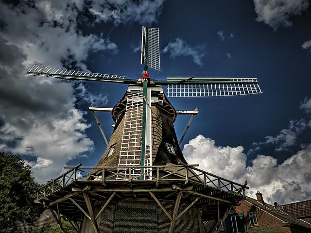 Mühle Sillenstede