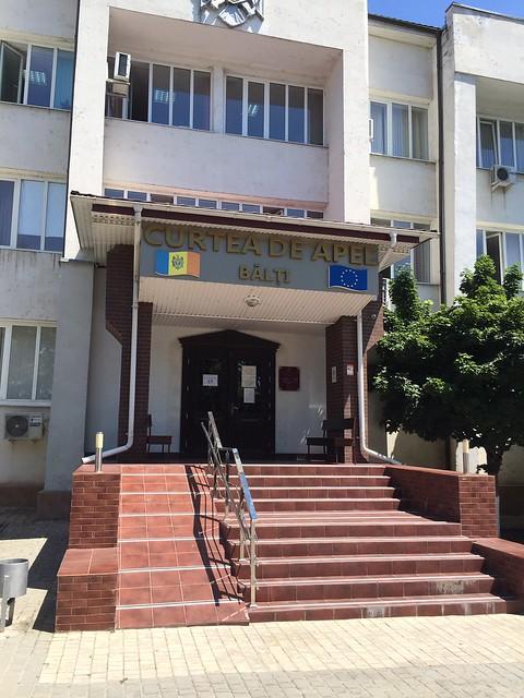 CDPD a evaluat accesibilitatea Curții de Apel Bălți
