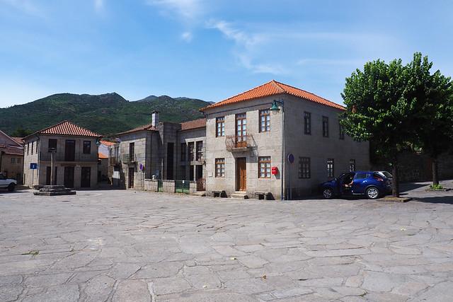 Main square, Soajo, Peneda Geres