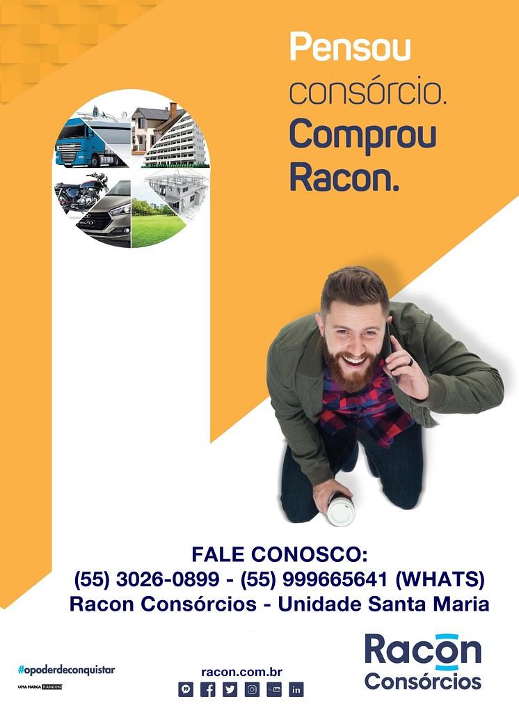 Realize seu sonho com a Racon Consórcios em São Gabriel