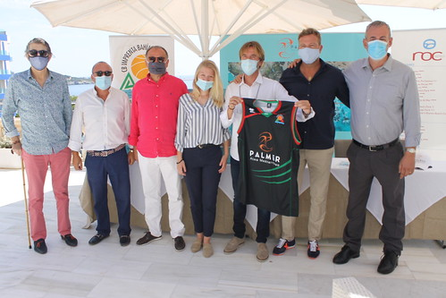 Joan Planiol, Jordi Mulet, Joan Genovard, Marleen Miralles, Vicenç  Palmer, Sito Palmer y Guillem Boscana