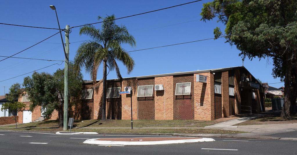 Merrylands East Presbyterian Church, Merrylands East, Sydney, NSW.
