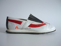 VINTAGE ADIDAS ASIA LEISURE SPORT SHOES / MOCCASIN