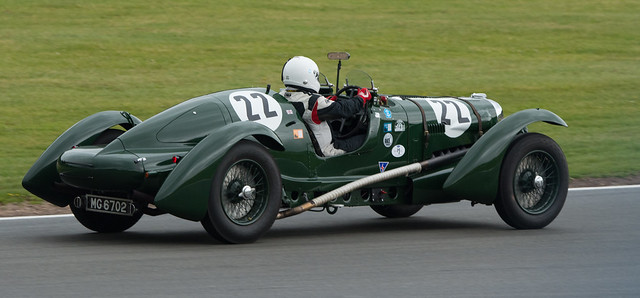 Lagonda V12 Le Mans - Salisbury