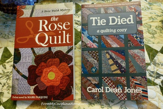 Quilt Theme Fiction at FromMyCarolinaHome.com