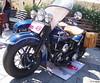 1945 Harley Davidson Flathead Gespann