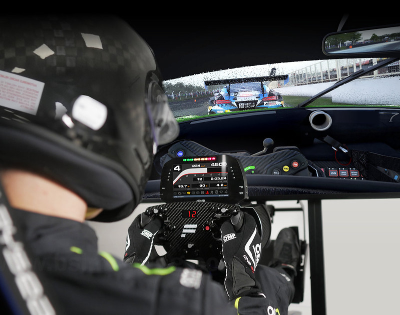 AIM Sim Racing Displays