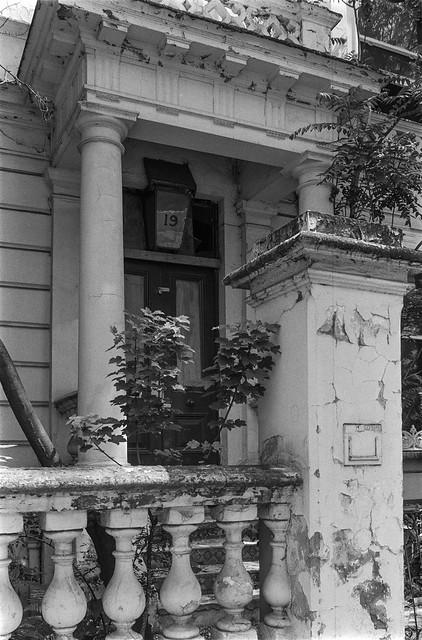Pembridge Gardens, Notting Hill, Kensington & Chelsea, 1987 87-7f-24-positive_2400