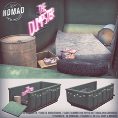 NOMAD // The Dumpster @ KINKY Event!