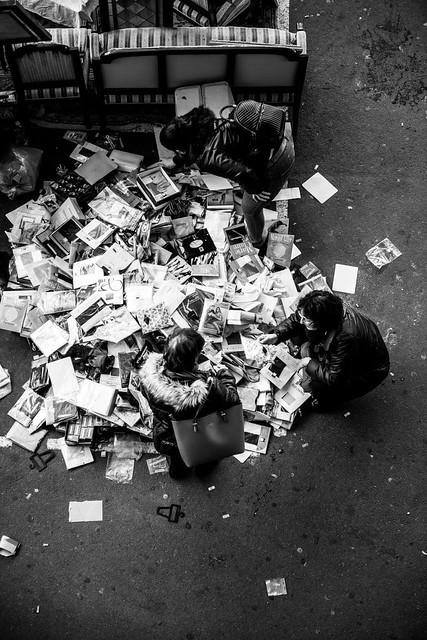 Scrapped Books