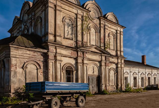 Nikolsky temple in Uglich