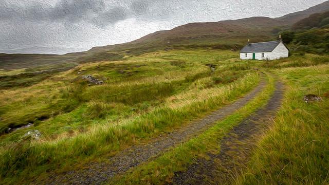 Bearnus Bothy Ulva Island Scotland - EXPLORE