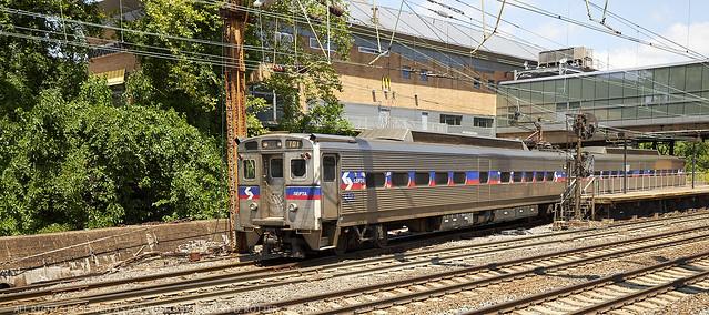 Leaving Trenton Transportation Center