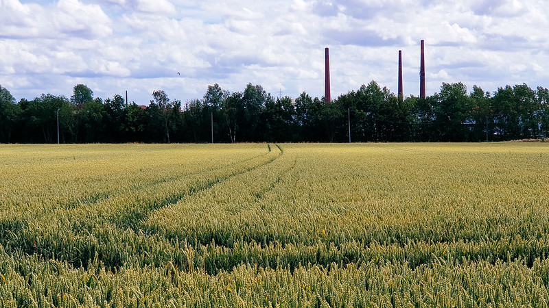 Torens Koramic Pottelberg