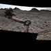 Curiosity Rover - Sol 1421 Left Mastcam Mosaic