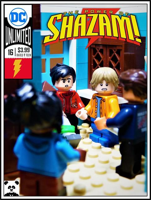 DCU Shazam! - Issue #16