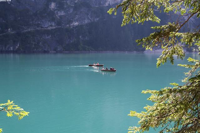 Sospesi (Lago di Braies)