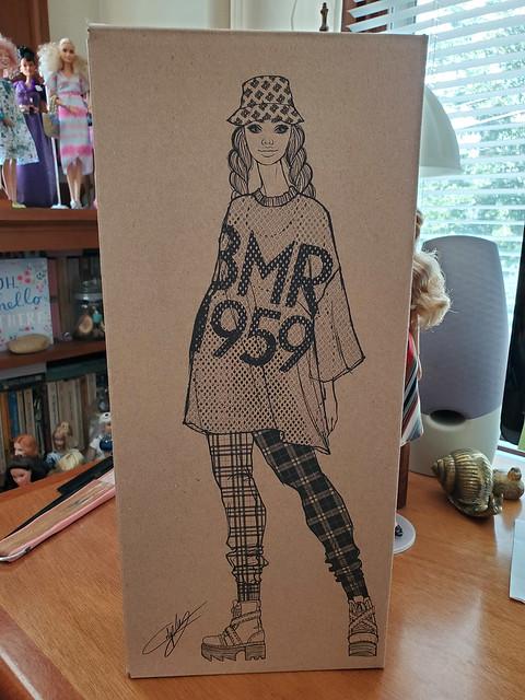 BMR 1959 Braids and Hat
