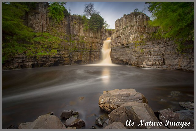 High Force Watefall