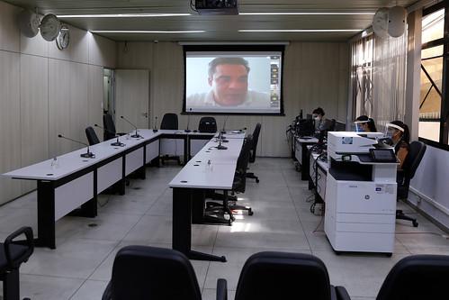 18ª Reunião Ordinária - Comissão de Administração Pública