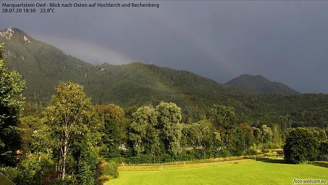 green world Rainbow