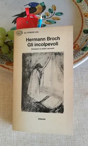 Hermann Broch Gli incolpevoli