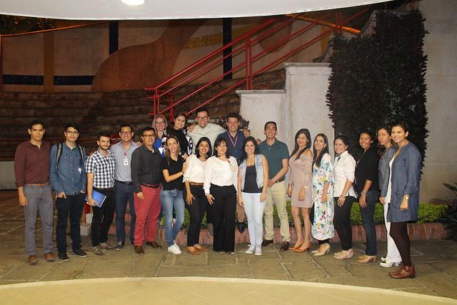 Activiades egresados UPB Bucaramanga