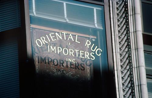 Oriental Rug Importers - Boston