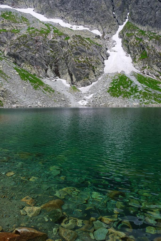 Litvorovo Lake, High Tatras, Slovakia