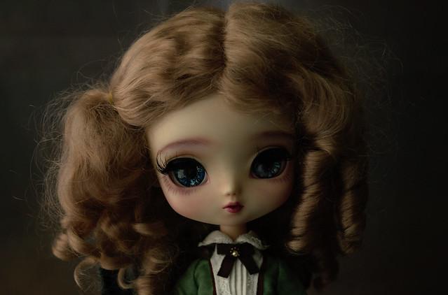 Miss Sunny B. Rosegold. Portrait, 1893. Rosegold Mansion.