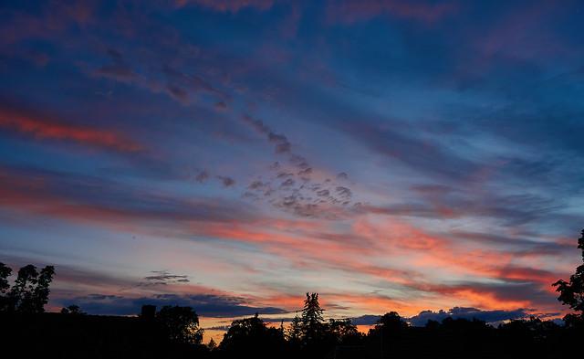 Sunset vom Feinsten