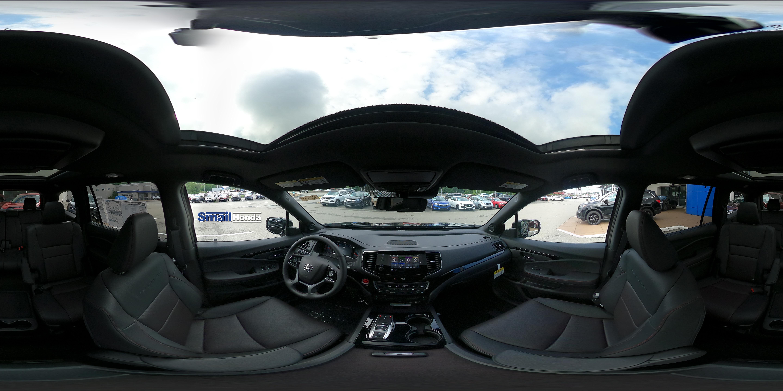 2021 Honda Pilot Black Edition Smail 360! 🔄