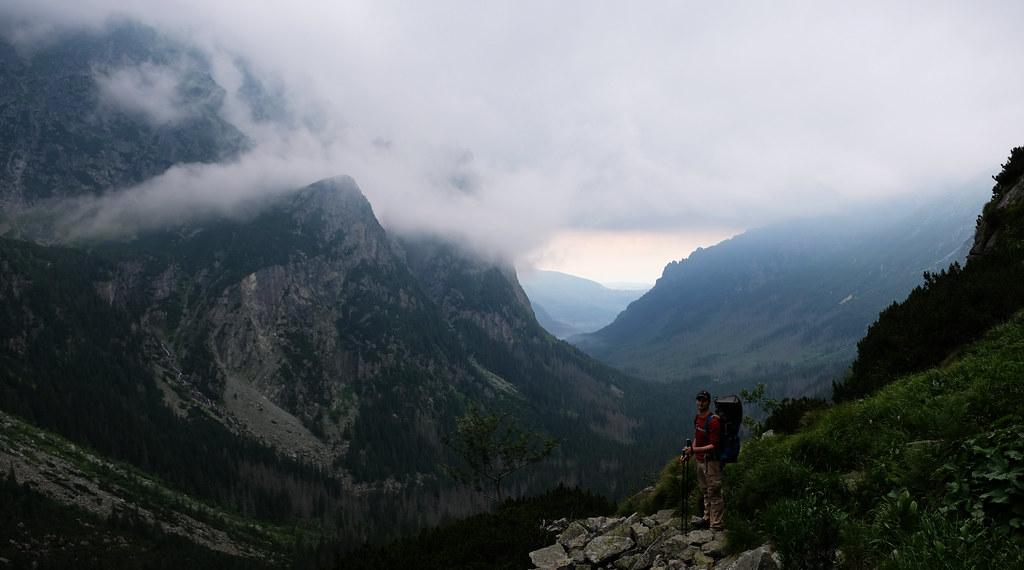 Whitewaters Valley, High Tatras, Slovakia