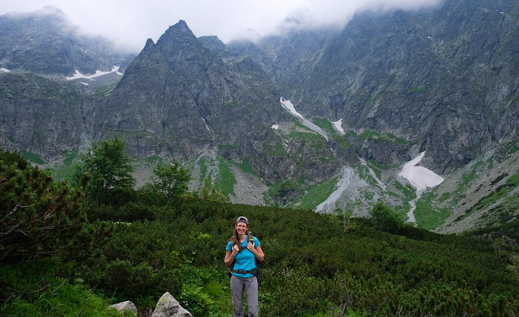 Hike Whitewaters Valley, High Tatras, Slovakia