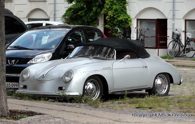 1973 VW Bug based Porsche 356 replica BK75911
