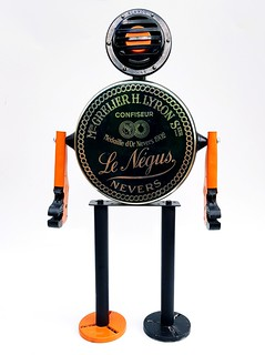 Recycling robot