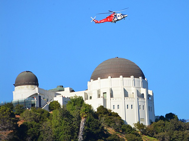 LAFD Tames Griffith Park Wildfire in Less than 30 Minutes