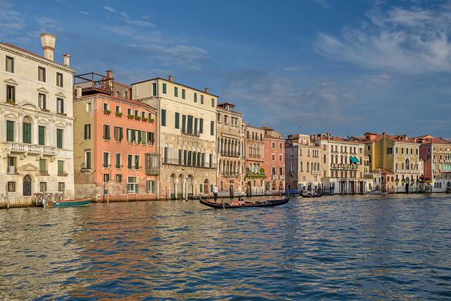 Il gondoliere, Venezia